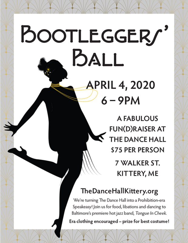 Poster for Kittery Dance Hall